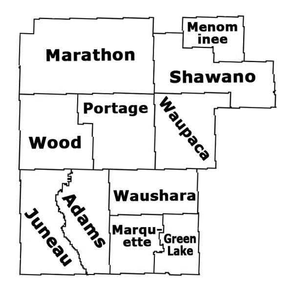 central wi foreclosures for sale